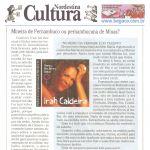 Gazeta Nossa - Nov 2009 - CD Mulheres compositoras
