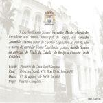 Convite Título de Cidadã do Recife - 07/08/09