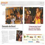 Revista Sensação (parte 2) 01/06/09 - Caruaru-PE