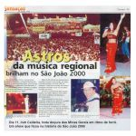 Sensação - Caruaru - Junho 2000
