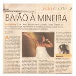 Jornal O Povo 22/12/06 - Fortaleza-CE