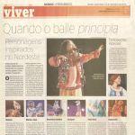 Diario de Pernambuco 23/12/10 - Baile do Menino Deus