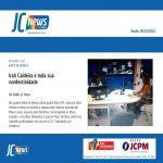 JC News - 09/10/2014 Irah Caldeira e toda sua nordestinidade