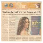 Diário do Rio Doce 20/01/00 - Governador Valadares-MG - Mistura brasileira