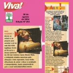Revista Viva - Ed. Abril - 06/08/04