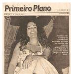 Diário do Aço  14/03/00 - Lançamento CD Mistura Brasil