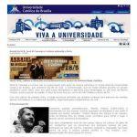 Viva a universidade 28/05/10 - Brasília-DF