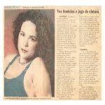 Diário do Aço  26/09/97 - Início carreira solo