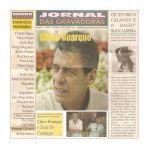 Jornal das Gravadoras - Ano X - Nov 2006 - CD Entre o calango e o baião