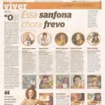 Diario de Pernambuco - 15/02/2014 - Forrozeiros lançam discos com o ritmo típico do carnaval pernambucano